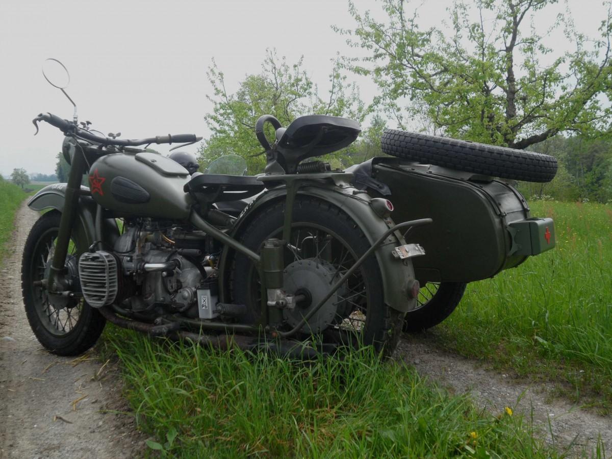 """Ural"""" imz ural mit ihrer motorradproduktion geht bis ins jahr 1939"""